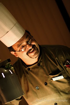 Chef Anthony Elias - Executive Chef - Renaissance Catering